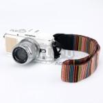Caden-相機背帶-超柔軟-彩色可愛風格
