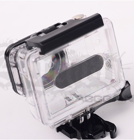樂園毒-GOPRO HERO 3-副廠配件-戶外運動相機-防水殼-潛水殼