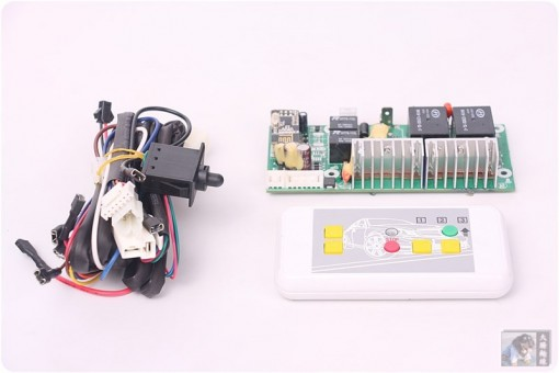 樂園毒-兒童超跑-兒童電動車-40A大電流-一對一不干擾-控制板-解放2萬5千轉以上轉速必備
