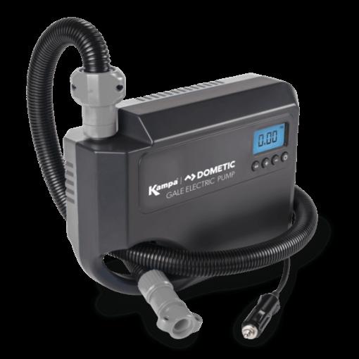 充氣帳神器-電動打氣機-新款灰色-KAMPA GALE 12V ELECTRIC PUMP